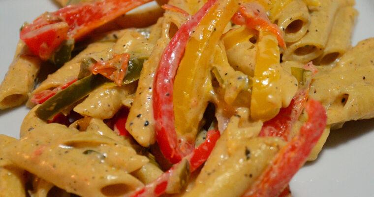 Rasta Pasta Recipe