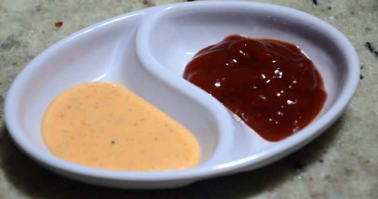 Spicy Vegan Mayo Sauce